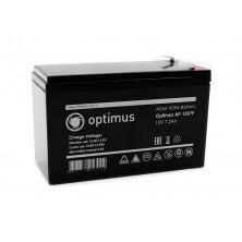 Аккумуляторная батарея Optimus AP-1207P